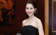 Hoa hậu Đặng Thu Thảo diện váy hở vai khoe vẻ quyến rũ khó cưỡng
