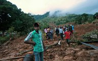 Sạt lở đất kinh hoàng ở Sri Lanka: Hàng trăm người gặp nạn