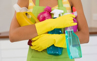 Cảnh báo các chất tẩy rửa độc hại trong gia đình