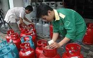 Giá gas giảm 40.000 đồng/bình