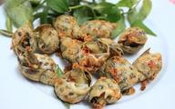 4 món hải sản rang muối ớt ngon khó cưỡng