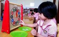 Học thử - dạy thật trải nghiệm qua lớp giáo dục sớm