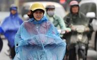 Miền Bắc trở lạnh, miền Trung mưa to