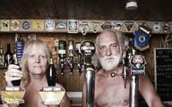 Cận cảnh ngôi làng khỏa thân ở Anh