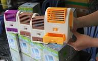 Quạt đá mini giá rẻ hút khách trẻ ở Sài Gòn