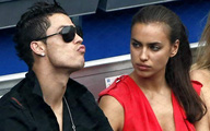 Lộ bằng chứng Ronaldo chia tay siêu mẫu Irina Shayk
