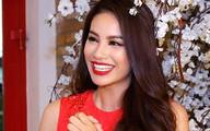 Phạm Hương làm tiệc mừng đăng quang Hoa hậu Hoàn vũ