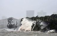 Siêu bão mạnh nhất năm 2015 đang hướng về Đông Á