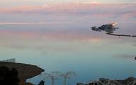 Cận cảnh hoàng hôn tuyệt đẹp ở biển Chết