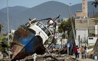Cận cảnh hoang tàn sau động đất dữ dội 8,3 độ Richter