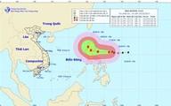 Bão Koppu giật trên cấp 17 hướng vào biển Đông