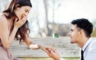 Cảm động chàng trai tiết kiệm tiền 20 năm mua nhẫn kim cương cầu hôn bạn gái