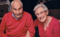 Chuyện tình đẹp của cụ ông 102 tuổi với bạn gái 91 tuổi