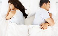 Các rắc rối khi ngủ chung của vợ chồng