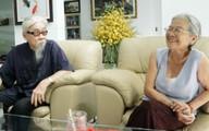Mối tình bền chặt của vợ chồng Phan Nhân - Phi Điểu