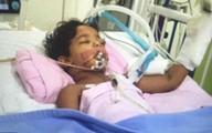 Bé trai 3 tuổi bị giúp việc chém cổ gây rúng động dư luận