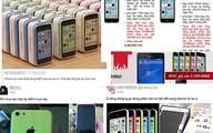 IPhone 5C giá rẻ hơn 3 triệu đồng tràn về Việt Nam