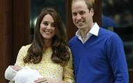 Công nương Kate sinh bé gái