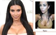 Kim khoe ngực khủng để quảng bá sách ảnh 'tự sướng'