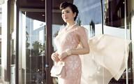 Lý Nhã Kỳ lộng lẫy như Audrey Hepburn ở Pháp