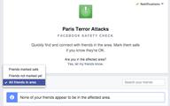 Vì sao Facebook chỉ bật tính năng an toàn ở Paris