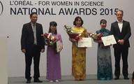 Tôn vinh các nhà khoa học nữ vì sức khỏe cộng đồng