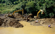 Chủ tịch tỉnh Lai Châu thừa nhận việc khai thác vàng trái phép còn tồn tại