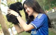 FC Chelsea thế giới bất ngờ đăng ảnh Á Hậu Huyền My