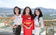 Lan Khuê xuất hiện nổi bật những ngày đầu ở Miss World