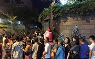 Dân xếp hàng đông nghẹt tham quan nhà 60 tỷ của Mr Đàm
