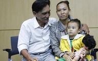 Thương Tín: 'Nghĩ đến cảnh con gái nhỏ không bằng được những đứa trẻ khác, tim tôi thắt lại'