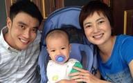 Thúy Vinh: 'Tôi run bần bật lúc mổ đẻ'