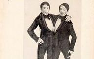 Ly kỳ số phận cặp song sinh dính nhau được đúc tượng nổi tiếng thế giới