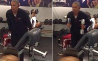 Tổng thống Obama chăm chỉ tập luyện để có cơ bụng 6 múi