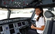 Phi công 'hotgirl' làm cơ phó máy bay Vietnam Airlines