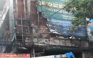 Đà Nẵng: Nổ lớn, lửa cháy dữ dội dù trời mưa to