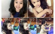 Lộ ảnh những em bé Việt đẹp ngỡ ngàng