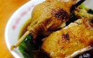 Quán mì vịt tiềm hiếm có ở Hà Nội