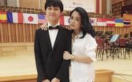 Con trai Thanh Lam giành giải nhất Piano quốc tế Hà Nội