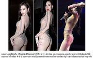 Ảnh phản cảm của Angela Phương Trinh xuất hiện ở báo nước ngoài