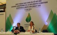 Nhiều hoạt động trong ngày ngoại giao châu Âu về khí hậu