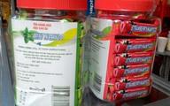 Cẩn thận bẫy lừa chewing gum rởm toàn bột