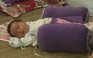 Hà Nội: Bé sơ sinh bị bỏ rơi bên đường cùng lá thư của mẹ