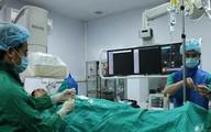 Bệnh viện Bãi Cháy tiếp nhận thành công gói kỹ thuật tim mạch can thiệp từ Bệnh viện Tim Hà Nội
