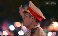 Câu chuyện đẹp về anh CSGT Đà Nẵng phạt lỗi vi phạm bằng phong kẹo cao su
