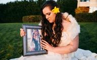 Cô gái kết hôn với chàng trai vĩnh viễn vắng mặt