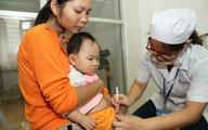 Hà Nội: Trên 500 trẻ được tiêm vaccine thay thế