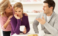 Chưa về làm dâu đã phát hoảng vì mẹ chồng mê tín