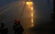 """Chuyện chưa kể về cuộc chiến với """"bà hỏa"""" vụ cháy container chở phốt-pho ở Hải Phòng"""
