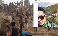 Nhiều khách du lịch Việt Nam trong tâm chấn động đất ở Nepal đã ổn định